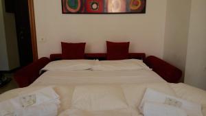 Letto o letti in una camera di All In Rome Apartment