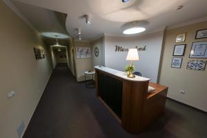 The lobby or reception area at Mon Ami Villa