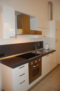 A kitchen or kitchenette at Casa Camozzi