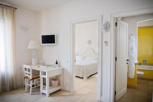 TV/Unterhaltungsangebot in der Unterkunft Borgobianco Resort & Spa – MGallery Hotel Collection