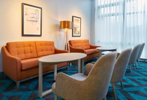 A seating area at Jurys Inn Southampton