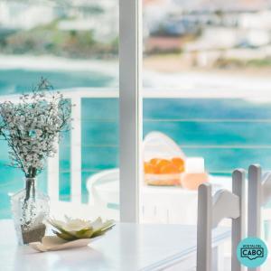 Piscina en o cerca de Hostal del Cabo