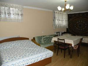 Кровать или кровати в номере Ekaterina Guest House