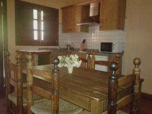 Een keuken of kitchenette bij Camping Genal