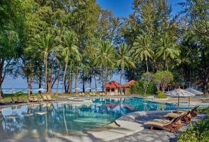 Bassein majutusasutuses Dusit Thani Laguna Phuket või selle lähedal