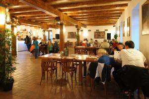 Restaurace v ubytování Davidův mlýn