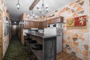 Ванная комната в Винтерфелл на Кропоткинской