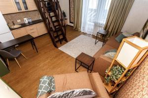 Гостиная зона в Апарт-отель Губернский
