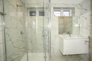 A bathroom at Design Sydney Home