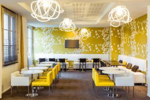 Restaurant ou autre lieu de restauration dans l'établissement Adagio Serris Val d Europe