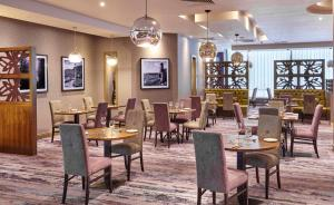 A restaurant or other place to eat at Jurys Inn Milton Keynes