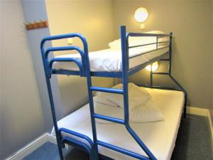 A bunk bed or bunk beds in a room at Sleepzone Hostel Galway City