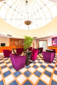 The lobby or reception area at Don Giovanni Hotel Prague - Great Hotels of The World