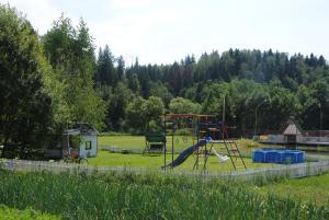 """Children's play area at """"Отдых на Марсе"""""""