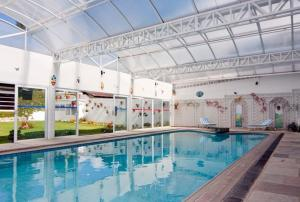 The swimming pool at or near Hotel Chateau
