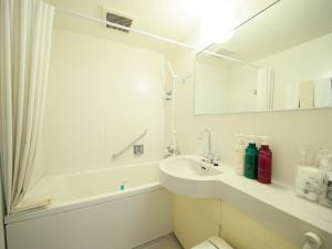 Kamar mandi di APA Hotel Tokyo Itabashi Ekimae