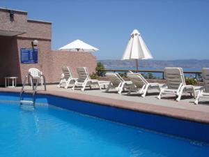 The swimming pool at or near Condesa del Mar