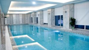 The swimming pool at or near ART Hotel