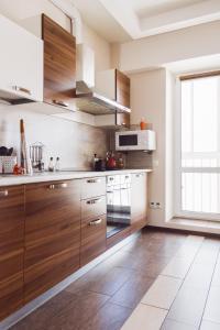 Кухня или мини-кухня в Historical Place
