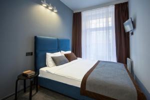 Cama o camas de una habitación en Sokroma Wow