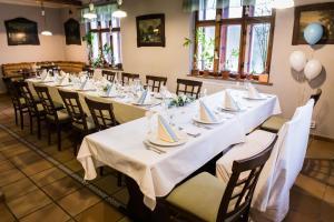 Restaurace v ubytování Penzion Adršpach Báry Brabcové