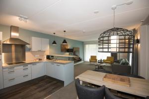 Küche/Küchenzeile in der Unterkunft Vlierijck