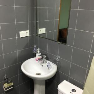 A bathroom at Gudauri residence 3