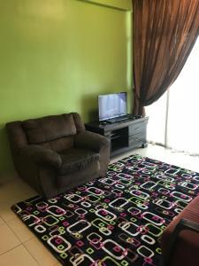 A television and/or entertainment centre at Saujana Damai