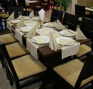 Ресторант или друго място за хранене в Хотел Атаген