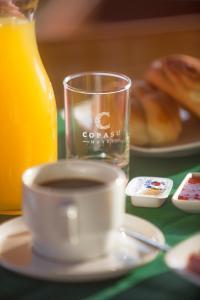 Drinks at Copasu Hotel