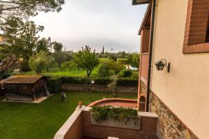 Balcone o terrazza di Agriturismo Villa Isa