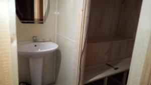 Ванная комната в Guest house Dubrava