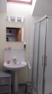 A bathroom at Ferme du Pont de Bois - Le Fenil