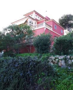 Edificio en el que se encuentra la villa