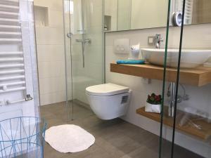 Salle de bains dans l'établissement Apartment Feel Good