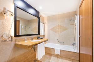 Een badkamer bij Be Live Experience La Niña