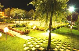 Giardino di Hotel Villa Elisabetta