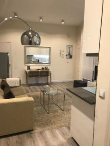 Zona de estar de Apartamento Gran Via Callao