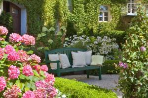 Jardín al aire libre en Maximilian Munich