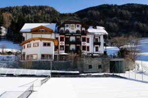 Alpin Hotel Gudrun during the winter
