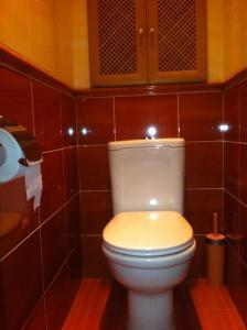 Ванная комната в Apartment on Leninskiy Prospekt 41