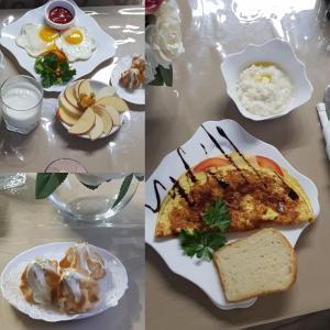 Еда / где поесть недалеко от хостела