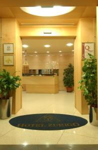 Hall o reception di Hotel Zurigo