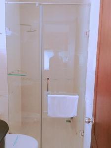 Phòng tắm tại Seastar Hotel Danang