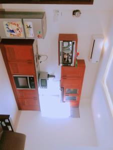 Nhà bếp/bếp nhỏ tại Seastar Hotel Danang