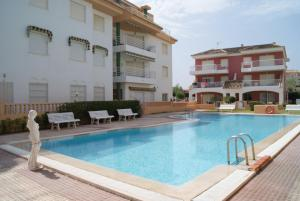 The swimming pool at or near Apartamentos Talima - BTB