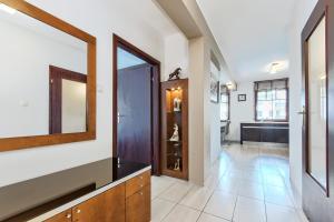 Łazienka w obiekcie Sopockie Apartamenty - Aurora
