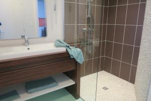 A bathroom at Coqcooning