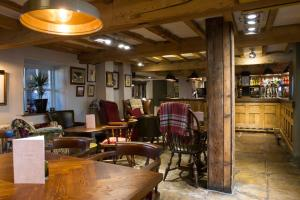 A restaurant or other place to eat at Innkeeper's Lodge Harrogate - East , Knaresborough