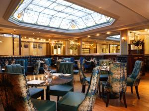 A restaurant or other place to eat at The Chester Grosvenor